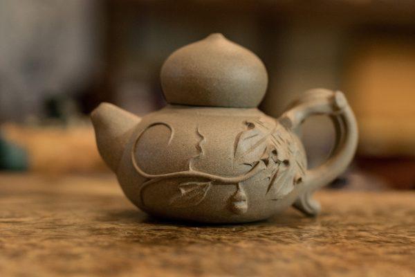 Исинский чайник Бай Хуахо - 180 мл