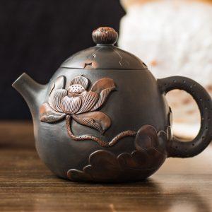 Керамический чайник Яйцо Дракона - 220 мл