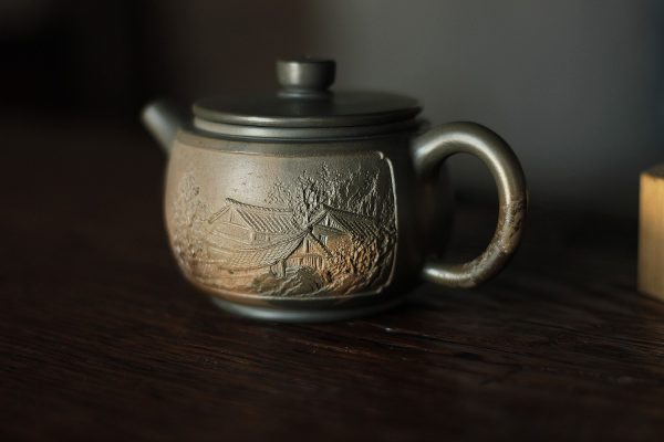 Керамический чайник Хань Хай Мин Тао Ханьский - 200 мл