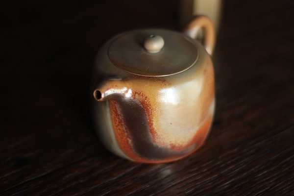 Керамический Чайник Чжун Ху - 220 мл