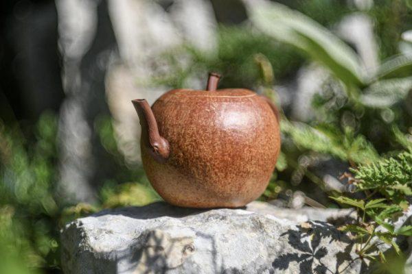 Исинский чайник Яблоко - 240 мл